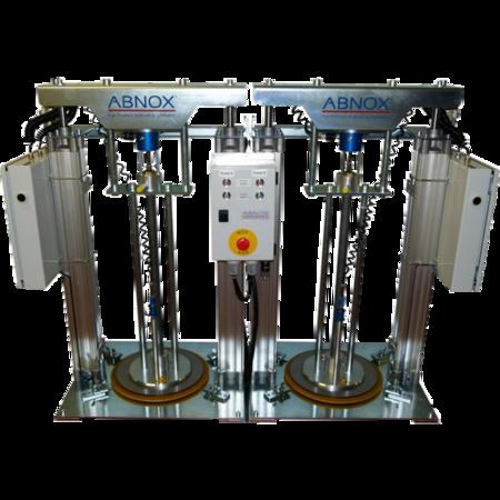 A készülék képes az előre beállított értéken bekapcsolni, nyomáseséskor és kikapcsolni, nyomásnövekedéskor a szivattyút.